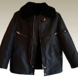 Куртка мужская меховая летная