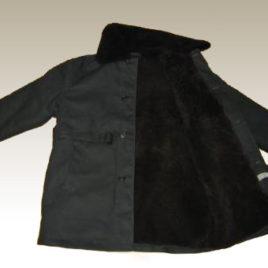 Полупальто крытое меховое ГОСТ 28503-90