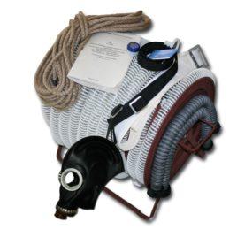 Противогаз шланговый Бриз-0303 ПШ-1Б маска ШМП шланг ПВХ